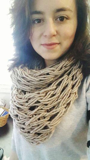 Me Selfie School Cold Days Cold Winter ❄⛄