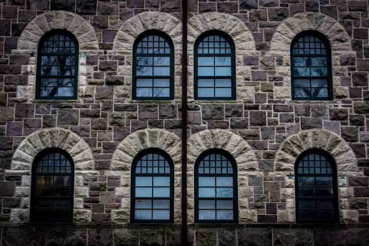 Symmetry. Princeton The Week On Eyem EyeEm Best Shots Princeton University Showcase: January Ivy League Symmetrical Symmetry University Building Building Exterior Old Buildings