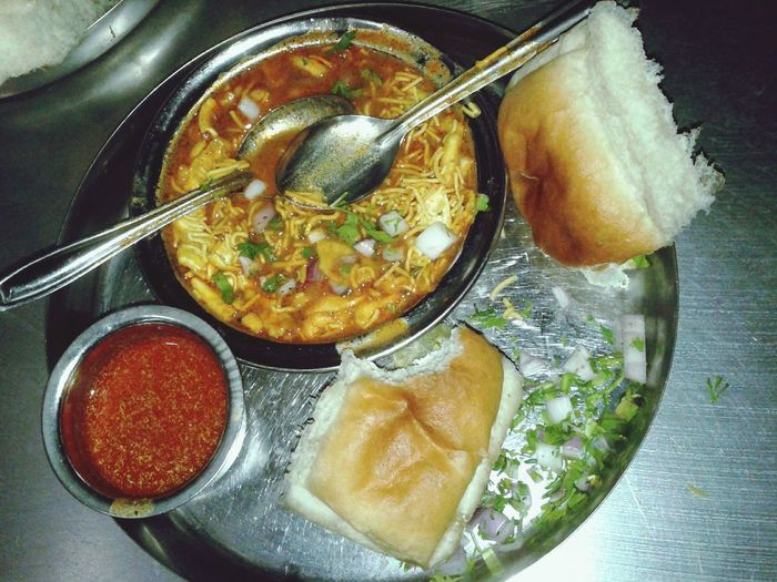 Appetizer Mesal Pav Ready-to-eat