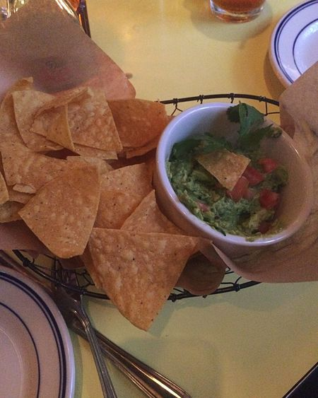 Chips And Guac 😍