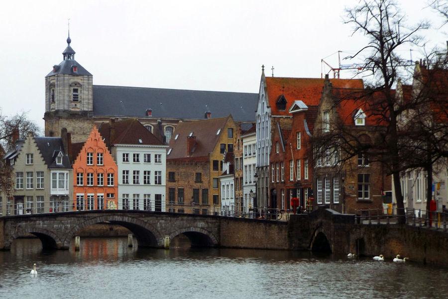Belgium Brugge Brugge, Belgium Brugges Colours Flemish Flemish Architecture Mediaeval Medieval Architecture Old Bridge
