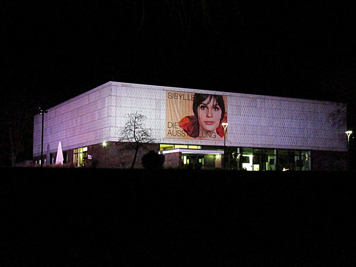 Kunsthalle In Rostock--2017