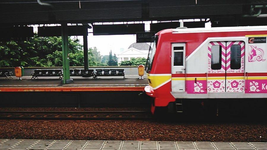 Gambir station,