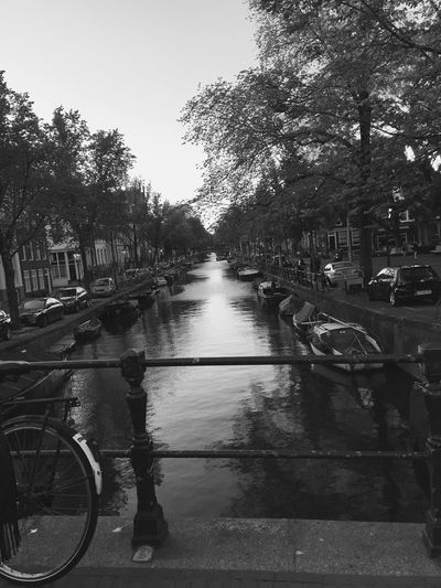 Such a beautiful city Amsterdam