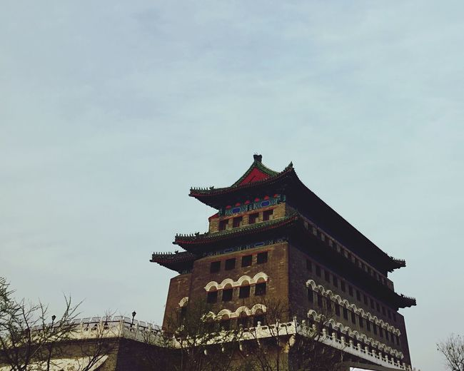 Historical Building Chinese Architecture