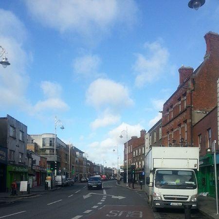 Buongiorno aspettare un pulman che non arriva ... Fanculo Nofilter Dublin