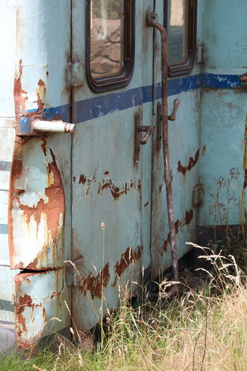 Old train 🚞