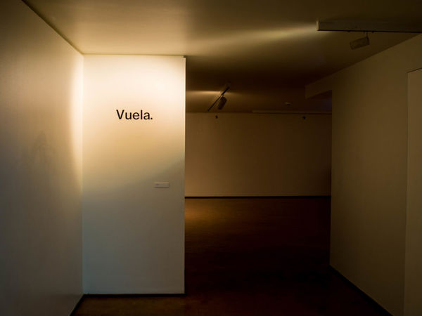 Vuela Yoko Ono Architecture Domestic Room Door First Eyeem Photo Illuminated Indoors  Light And Shadow No People Yoko Ono Exhibtion