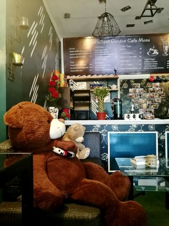 Bearlove Sadbear Coffeeshopbuddys