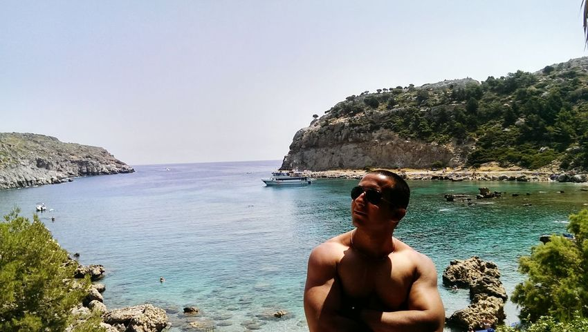 Anthony Quinn Bay Rhodes Greece Summer That's Me Life Is A Beach Enjoying Life Water Summer Holidays Summer ☀