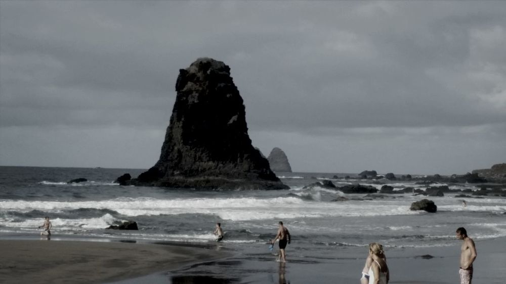 Por ahi debe andar el tesoro de Willy el tuerto, llamemos a Los Goonies Beach Sea Goonies First Eyeem Photo