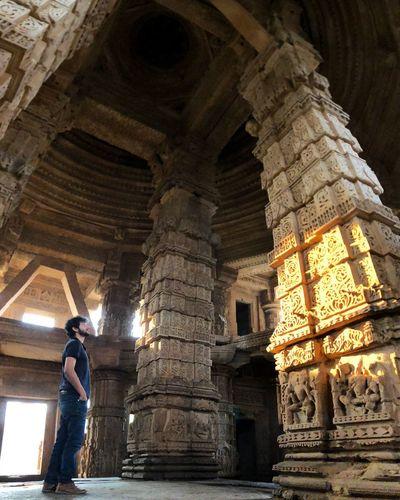 Sasbahu Temple,