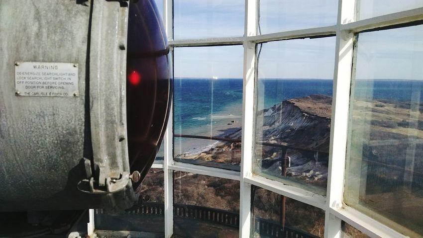 East Coast Lighthouse Marthas Vineyard Massachusetts