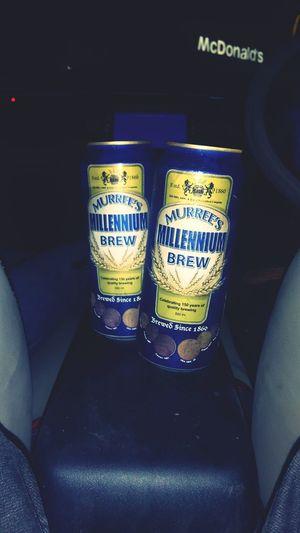 Beer enjoy