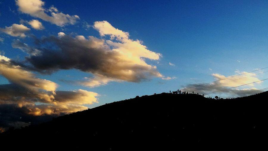 Sky And Clouds Sky Ecatepec Mexico <3