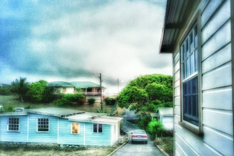 A View From Home EyeEm Boscobell St.Peter Barbados Taking Photos Hello World Wonderful Nature Beauty Clouds And Sky House Home Beautiful Day Great Outdoors Great View