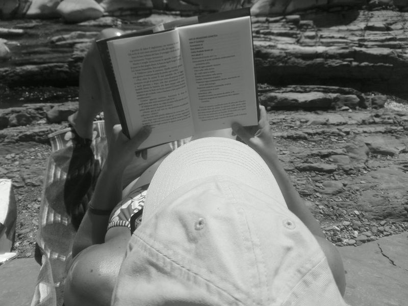 Relaxing Relaxing In The Sun River Collection Reading Time Holiday Sun Sunny Day Blackandwhite Black & White Blackandwhite Photography