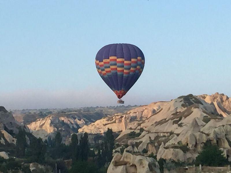 Capadoccia Turkey Travel