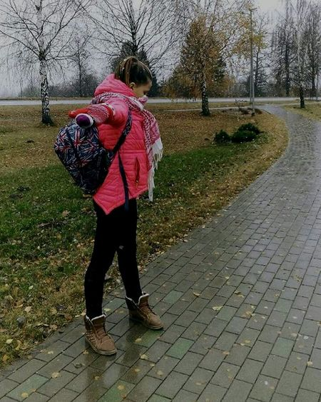 Throwback Autumn Standing EyeEm Lifestyles Eyeemphotography Nature Real People Afterschool  Happiness Love To Take Photos ❤ Lovelife .
