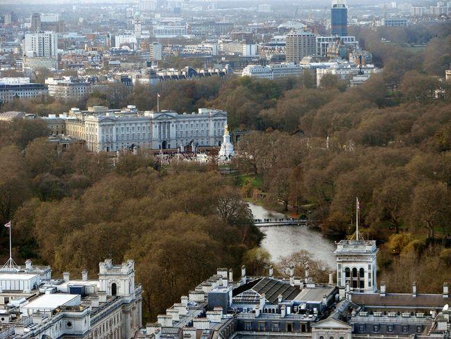 Buckingham Palace St James Park  LONDON❤ LondonEye