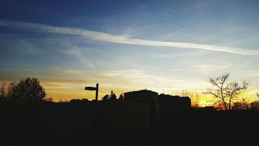 《Sunset》19/10/2015 First Eyeem Photo