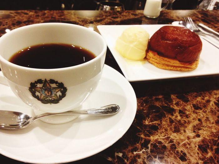 Coffee Relaxing Pastries Coffee Break