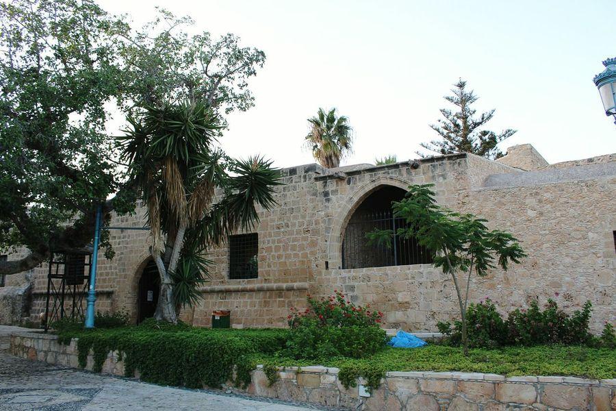 Ayianapa Cyprus Architecture Monastery Nofilter Noedit