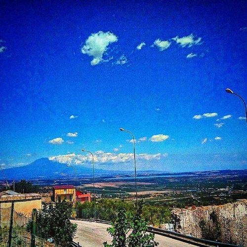 Paesello Panorama Francofonte Sicilia LastDay 2K15 Summer Lasciounaltropezzodicuore