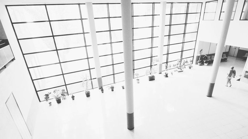 Hospital Arturo Eiries Valladolid🇪🇸 Indoors  Day Architecture Bnwmood Bnwphotography Bnw Bnw_collection Bnw_captures Bnw_magazine Eyeem Photography Art Is Everywhere Eyeem Market Eyeemphoto Eyem Gallery The Architect - 2017 EyeEm Awards The Week On EyeEm