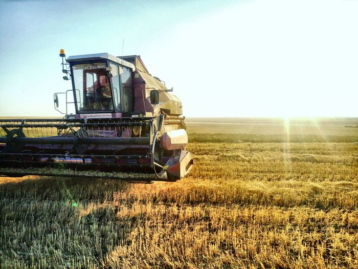 Ferm Agroculture Agronomy Combine
