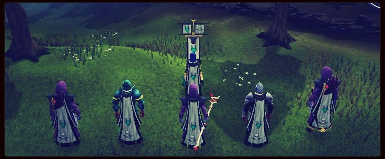 Playing Games My Guild Clan Isadora