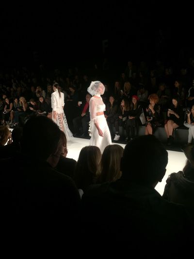 Fashion Fashionweek Istanbul Zorlucenter White Clothes Mercedes-Benz