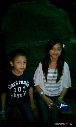 Brother And Sister (: