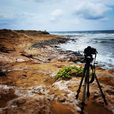 Snapping some long exposures a few weeks ago in calblanque. Calblanque Cámara Nikon Beach Sea Nature Longexposure Tripod 5100d Murcia SPAIN Spain_beautiful_landscapes