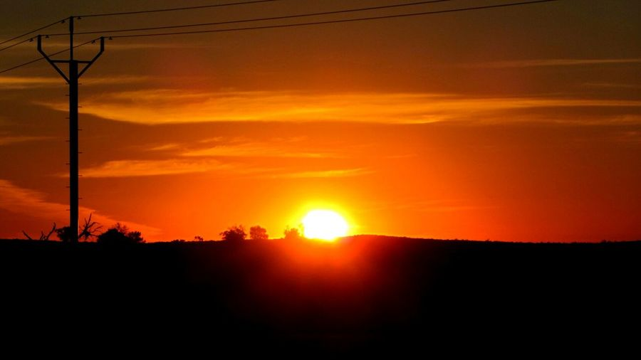 43 Golden Moments Sunset Sunset In Australia Sunset Silhouettes Power Pole Ironman Evening Sky Evening Sun Sunset_collection Color Of Life Peaceful Peace And Quiet View Silence Of Nature Evening Light Evening Glow Wide Angle View Sun Sunlight Silent Moment