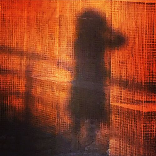 One Person Sunset Standing Curtain Indoors  One Woman Only Real People