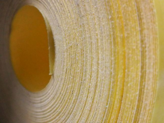 Close-up Yellow Paper HuaweiP9 Best EyeEm Shot Roll Paper Roll Rolled Paper Lieblingsteil