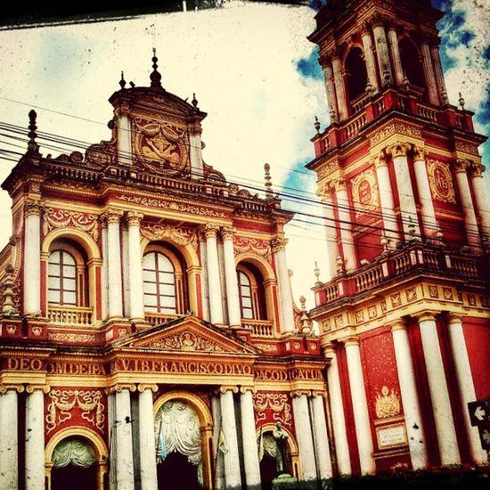 Catedral en Salta