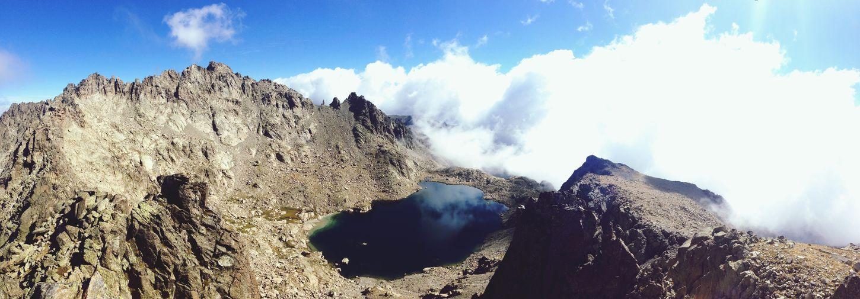 Natural Sommet de la Maniccia - Corse - 2500 m
