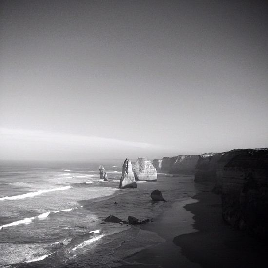 Just when I think I've run out of photos from The Twelve Apostles, I look through my library and find a few more. Plus, I figure if I post them all in colour AND black-and-white, I could keep this up for another month at least. Too easy. #roadtripbsides Payneroadtrip Twelveapostles Lachlanpaynetwelveapostles Roadtripbsides Greatoceanroad Lachlanpayneawesomeamazingphotosbestinstagramereverfollowmenow Hamiltionisland_pilgramers_contest Hamiltonisland_pilgramers_contest