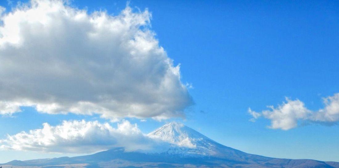 Mt.Fuji of Dec 26,2015 Mt.Fuji Enjoying The View Nature Nature Photography AW130 Beautiful Japan