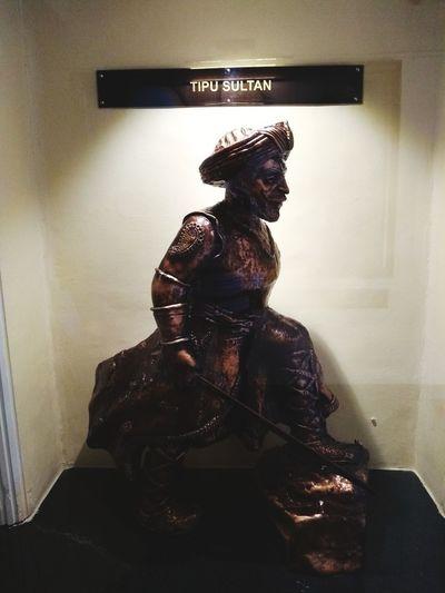 Tipu Sultan Tipusultan Freedom Fighter King Museum Ruler War