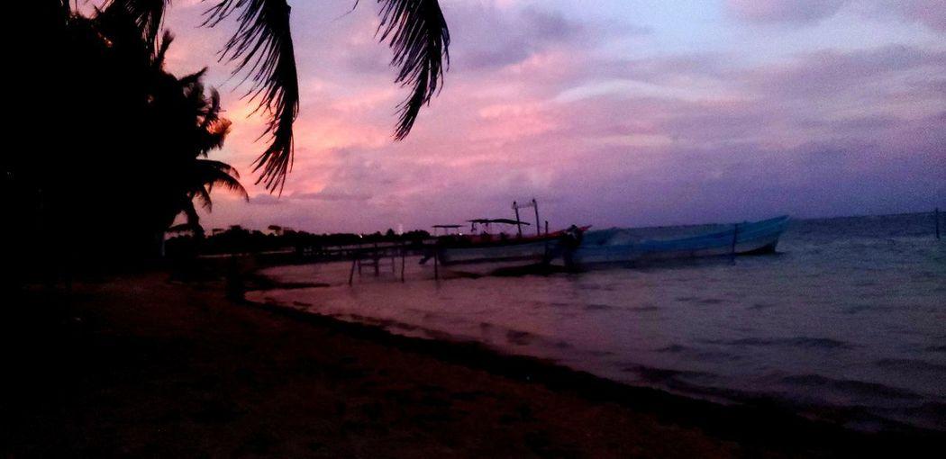 The Mobile Photographer - 2019 EyeEm Awards Water Sunset Oil Pump Nautical Vessel Silhouette Sky Cloud - Sky