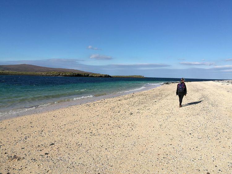 Skye Dunvegan Coral Beach, Isle Of Skye HuaweiP9