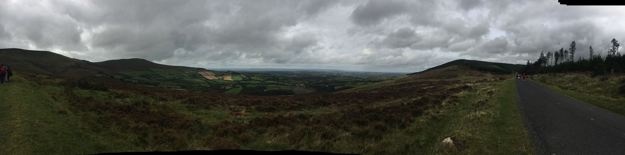 Irish countryside Landscape Mountain