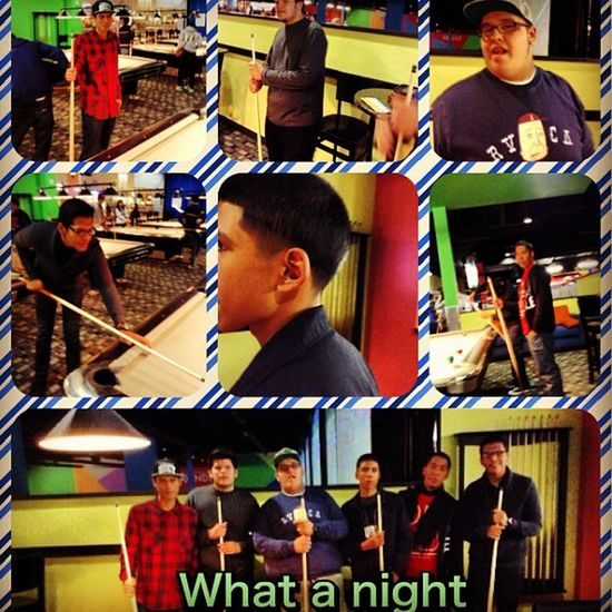 Bro night out GoodTimes Memories Pooltable Framemagic @kevin5otelo @juanpv_17