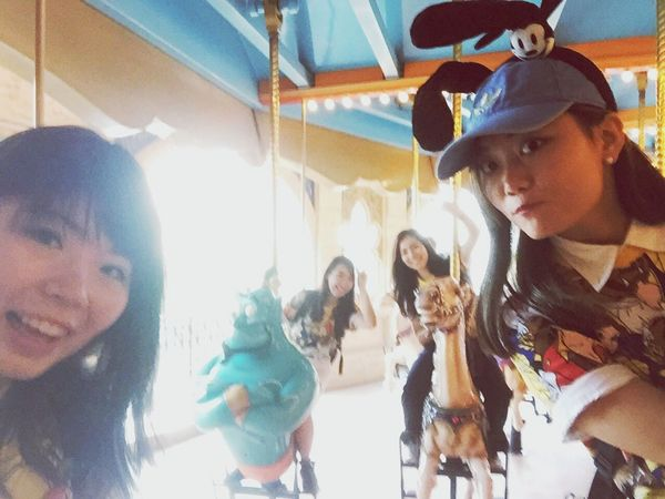 Cheese! With Friends Smile Merry Go Round