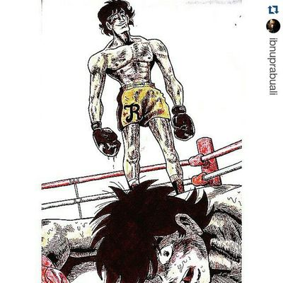 Repost @ibnuprabuali with @repostapp ・・・ Instasize Art Illustration Drawing Draw Picture Photography Artist Sketch Sketchbook Paper Pen Pencil Artsy Instaart Gallery Masterpiece Creative Instaartist Graphic Graphics Artoftheday Boxing Boxer anime manga joe