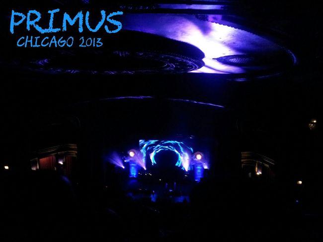 Primus Chicago 2013 Music Eyeem Shows Blue Chicago