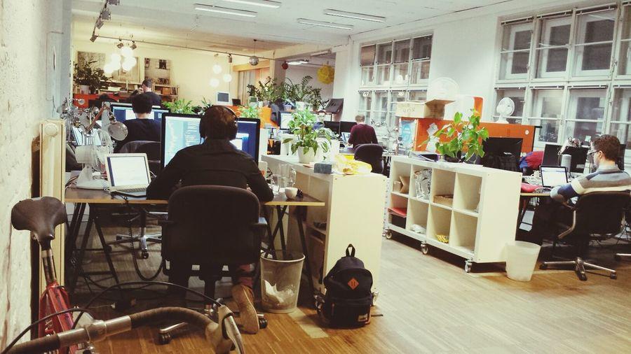 immer wieder beeindruckend für mich. Positivespirit Doing Coworking Hub #makers #inspiration